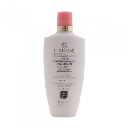 Collistar - MULTIVITAMIN make-up remover milk PNS 400 ml