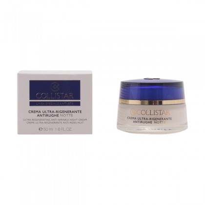 Collistar - ANTI-AGE ultra regenerating night cream 50 ml