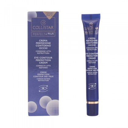 Collistar - PERFECTA PLUS eye contour perfection cream 15 ml