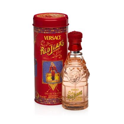 Versace - RED JEANS edt vapo 75 ml