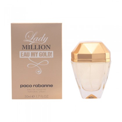 Paco Rabanne - LADY MILLION EAU MY GOLD! edt vapo 50 ml