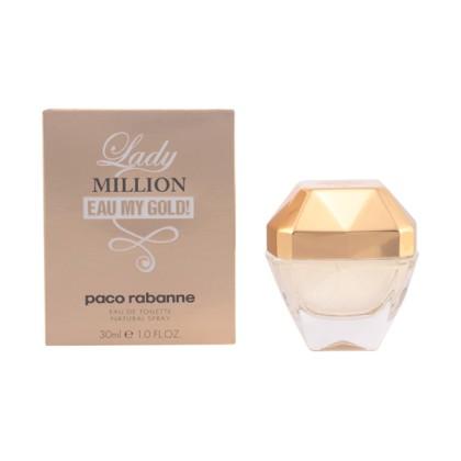 Paco Rabanne - LADY MILLION EAU MY GOLD! edt vapo 30 ml