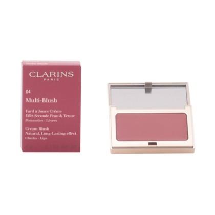 Clarins - MULTI-BLUSH fard à joues crème 04-rosewood 4 gr