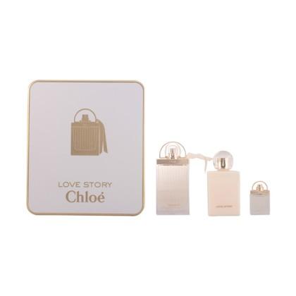 Chloe - LOVE STORY LOTE 3 pz
