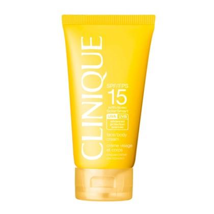 Clinique - SUN face body lotion SPF15 150 ml
