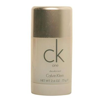 Calvin Klein - CK ONE deo stick 75 gr