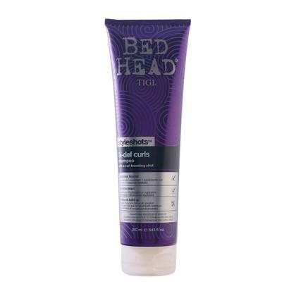 Tigi - BED HEAD styleshots hi-def curls shampoo 250 ml