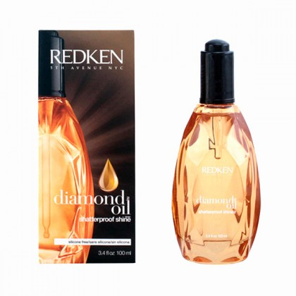 Redken - DIAMOND OIL shatterproof shine medium hair 100 ml