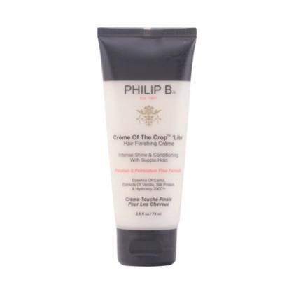 Philip B - CREME OF THE CROP LITE hair finishing creme no paraben 74 ml