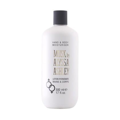 Alyssa Ashley - MUSK hand & body moisturiser 500 ml