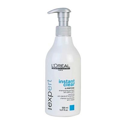 L'Oreal Expert Professionnel - INSTANT CLEAR purifying anti-dandruff shampoo 500 ml