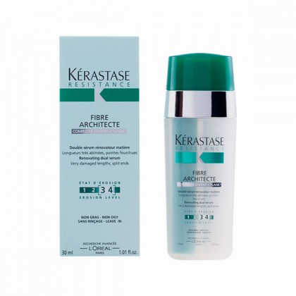 Kerastase - RESISTANCE fibre architecte cylane double sérum 30 ml