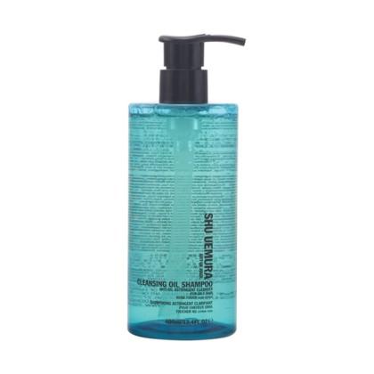 Shu Uemura - CLEANSING OIL shampoo anti-oil after shavetringent cleanser 400 ml