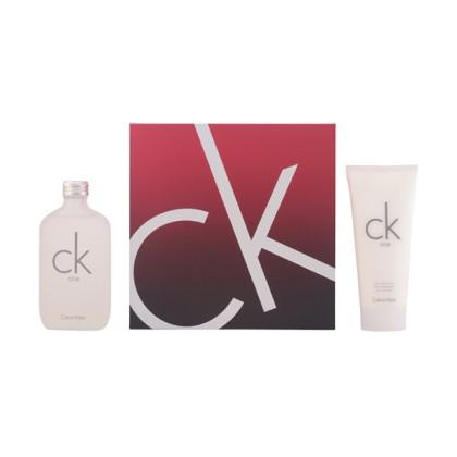 Calvin Klein - CK ONE LOTE 2 pz