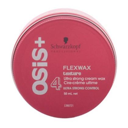 Schwarzkopf - OSIS FLEXWAX texture ultra strong cream wax 50 ml