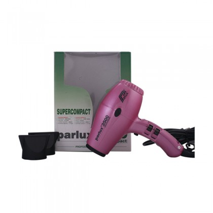 Parlux - HAIR DRYER parlux 3500 supercompact pink