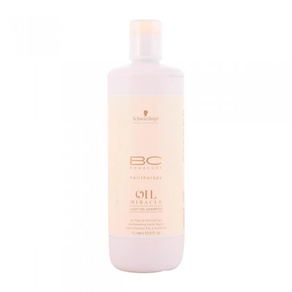 Schwarzkopf - BC OIL MIRACLE mist light shampoo 1000 ml