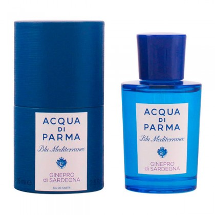 Acqua Di Parma - BLU MEDITERRANEO GINEPRO DI SARDEGNA edt vaporizador 75 ml
