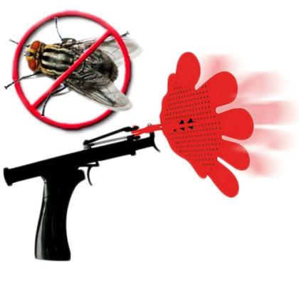 Pistol Plici de Muște