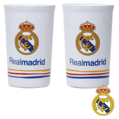 Pahare Real Madrid (2Buc)