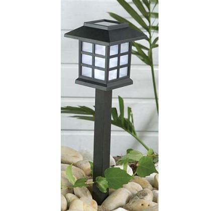Lampă Solară pentru Grădină (pachet de 4)