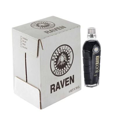 Votcă Neagră Black Raven